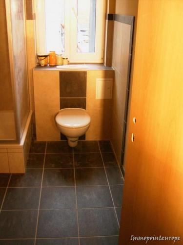 Gästetoilette - funktional und schick - durchdacht geplant.