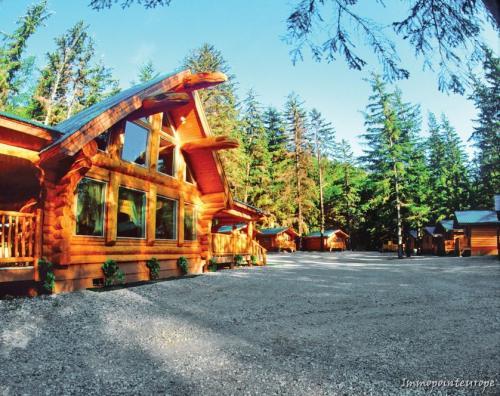 Alaska - F & K Lodge