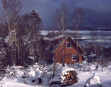 Kanada - schönes Holzhaus zu verkaufen oder zu vermieten!