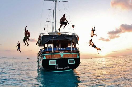 Malediven - mal ganz anders